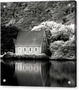 Gougan Barra Acrylic Print by Thomas Maya