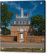 Governor's Palace Acrylic Print