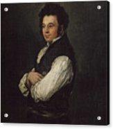 Goya  Acrylic Print
