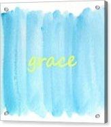 Grace 2 Acrylic Print