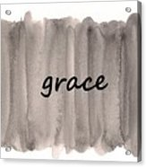 Grace 4 Acrylic Print