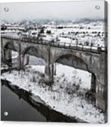 Graceful Waterways Acrylic Print