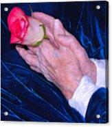 Graceful Wisdom Acrylic Print