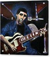 Graceland Tribute To Paul Simon Acrylic Print