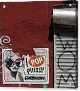 Graffiti 1 Acrylic Print