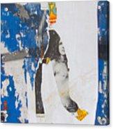 Graffiti #1285 Acrylic Print