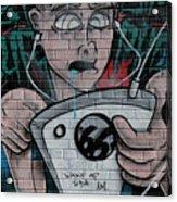 Graffiti 13 Acrylic Print