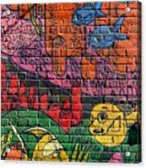 Graffiti 20 Acrylic Print