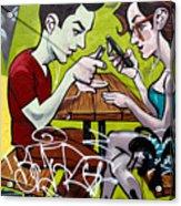 Graffiti 7 Acrylic Print