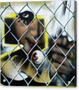 Graffiti Art 1 Acrylic Print