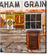 Graham Grain Company Acrylic Print