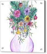 Gramdma Acrylic Print