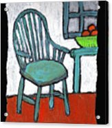 Grampa's Empty Chair Acrylic Print
