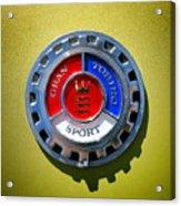 Gran Torino Sport Acrylic Print