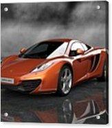 Gran Turismo 6 Acrylic Print