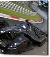 Gran Turismo Acrylic Print