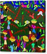 Granbwa Acrylic Print