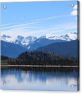 Granby Lake Acrylic Print