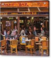 Grand Bar Acrylic Print