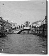 Grand Canal IIi Acrylic Print