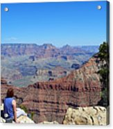 Grand Canyon 14 Acrylic Print