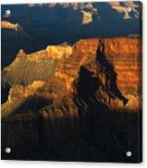 Grand Canyon Arizona Light And Shadow 2 Acrylic Print
