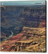 Grand Canyon Colorado River II Acrylic Print