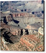 Grand Canyon Greatness Acrylic Print