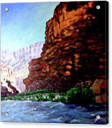 Grand Canyon II Acrylic Print