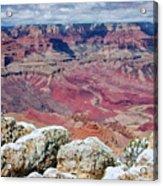 Grand Canyon In Arizona Acrylic Print