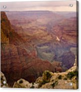 Grand Canyon In The Spring Acrylic Print