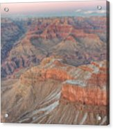 Grand Canyon Mather Point II Acrylic Print