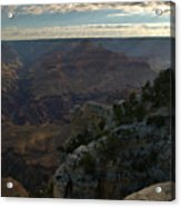 Grand Canyon Monring Acrylic Print