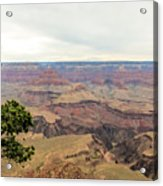 Grand Canyon No 2 Acrylic Print