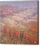 Grand Canyon North Rim Acrylic Print
