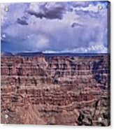 Grand Canyon Panorama Acrylic Print