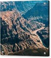 Grand Canyon River Acrylic Print