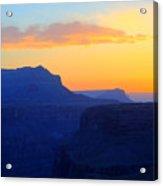 Grand Canyon Sunrise At Toroweap Acrylic Print
