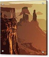 Grand Canyon - Usa Acrylic Print