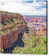 Grand Canyon, View From South Rim Acrylic Print