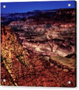 Grand Canyon Views No. 1 Acrylic Print