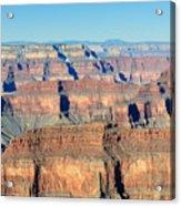Grand Canyon Vista Acrylic Print