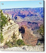 Grand Canyon21 Acrylic Print