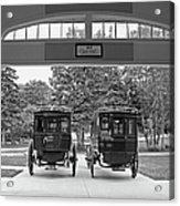 Grand Carriages Acrylic Print