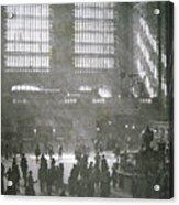 Grand Central Station, New York City, 1925 Acrylic Print