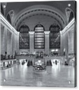 Grand Central Terminal II Acrylic Print