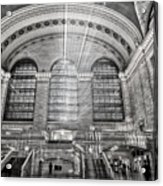 Grand Central Terminal Station Acrylic Print