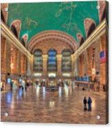 Grand Central Terminal V Acrylic Print