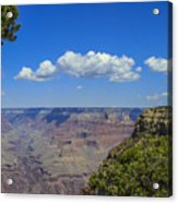 Grand Clouds Acrylic Print