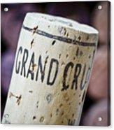 Grand Cru Acrylic Print